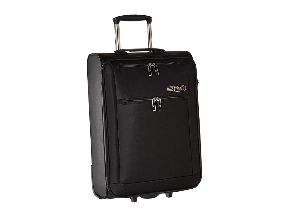 EPIC Travelgear - Milligram 22 Trolley (Black) Luggage