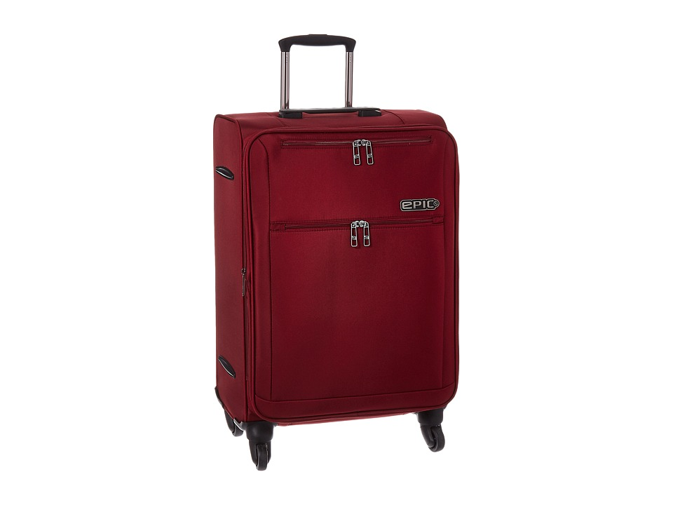 EPIC Travelgear - Milligram 27 Trolley (Red) Luggage