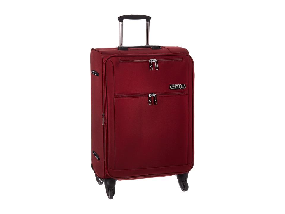 EPIC Travelgear - Milligram 27 Trolley (Red) Luggage