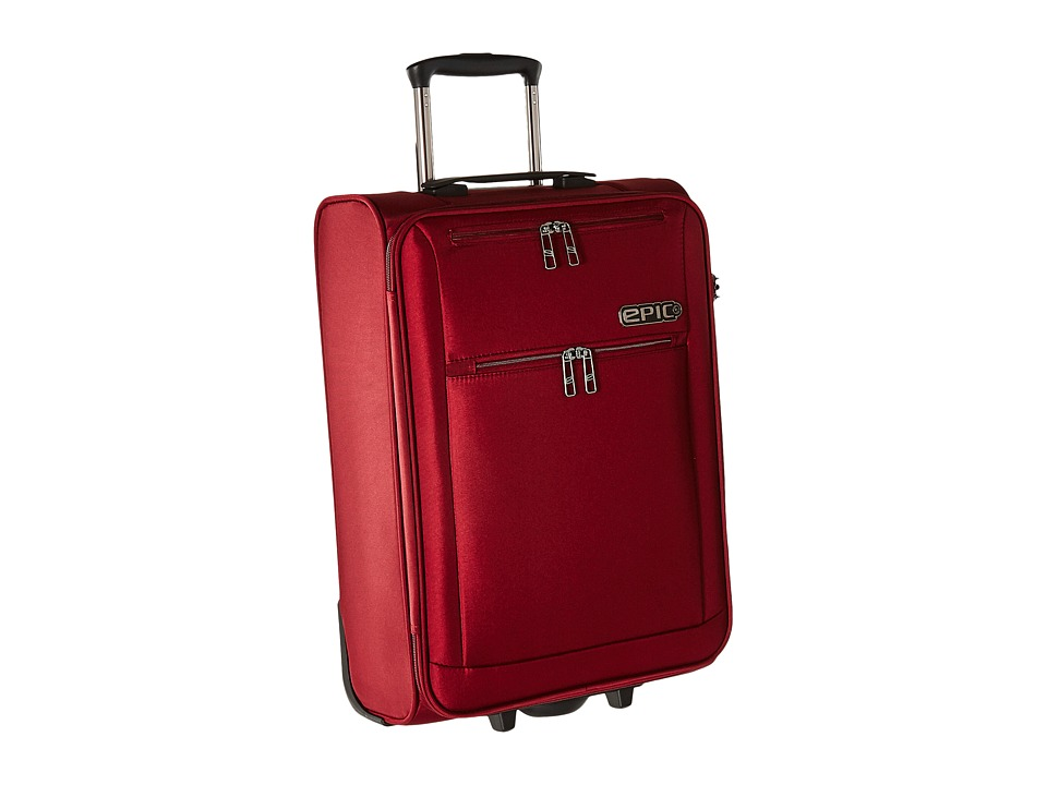 EPIC Travelgear - Milligram 22 Trolley (Red) Luggage