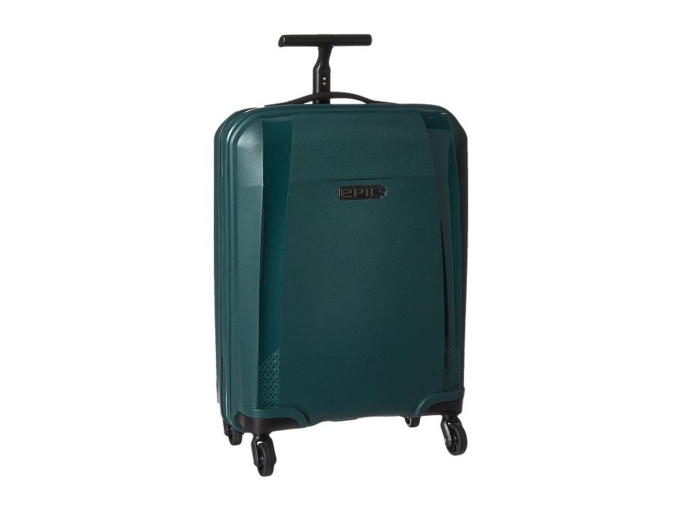 EPIC Travelgear - Phantom 22 Trolley (Racing Green) Luggage