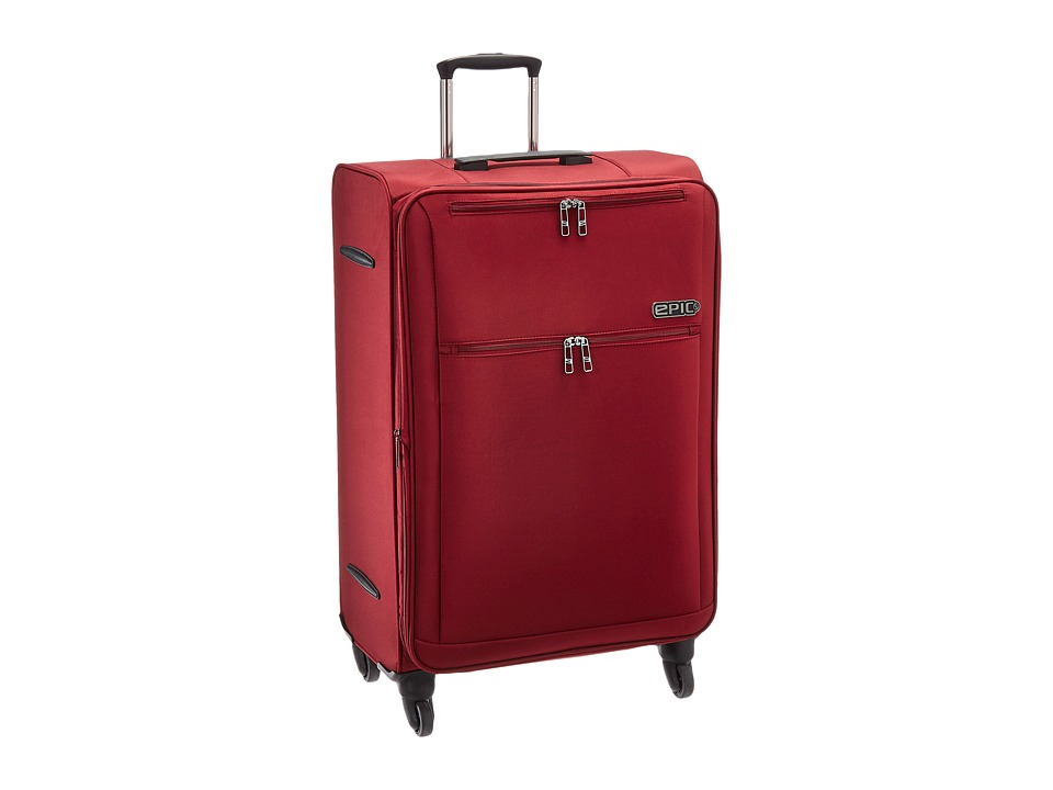 EPIC Travelgear - Milligram 31 Trolley (Red) Luggage