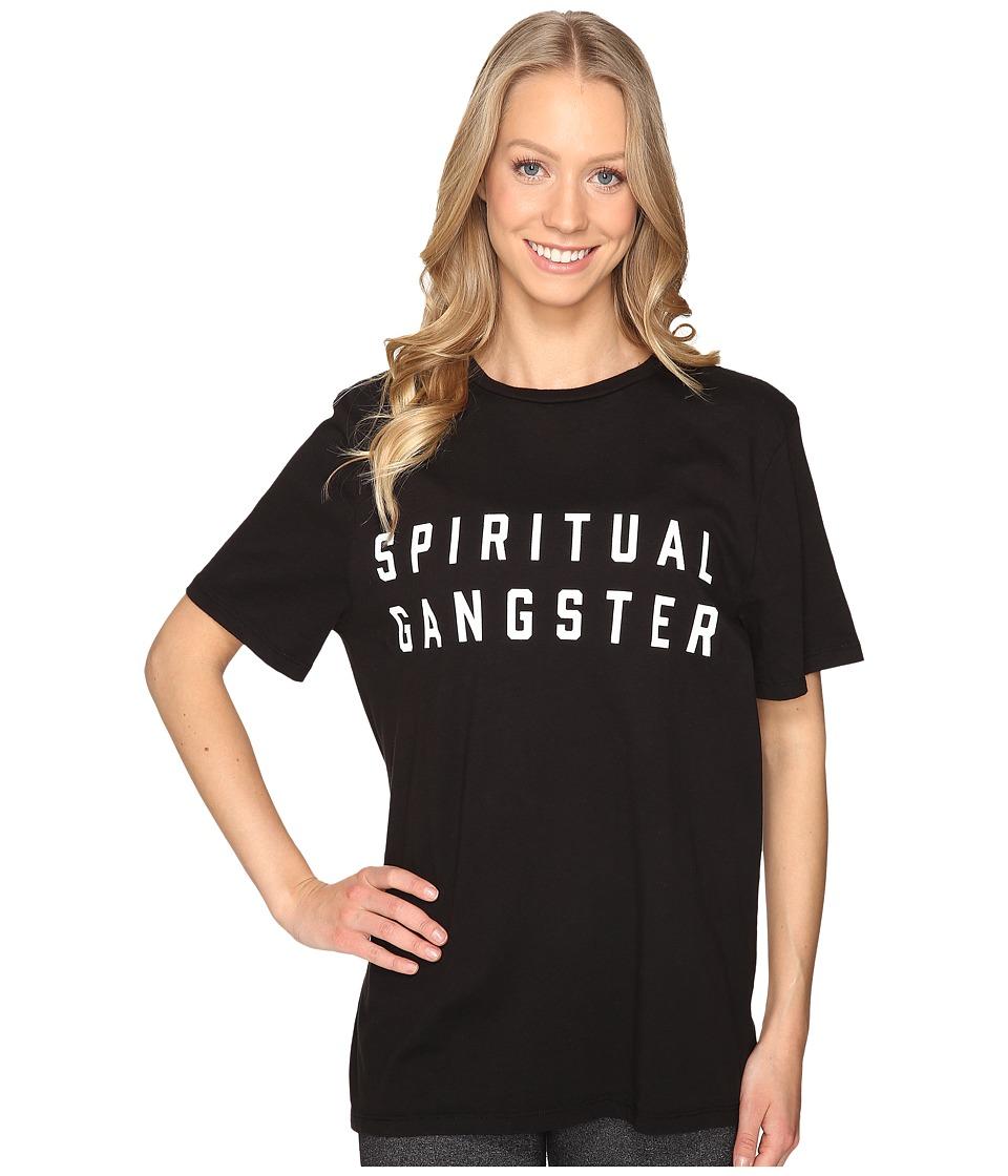 Spiritual Gangster - SG Campus Logo (Vintage Black) Women's T Shirt