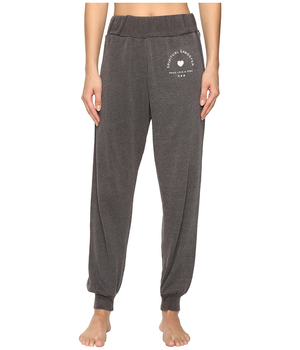 Spiritual Gangster - SG Arch Ply (Vintage Black) Women's Casual Pants