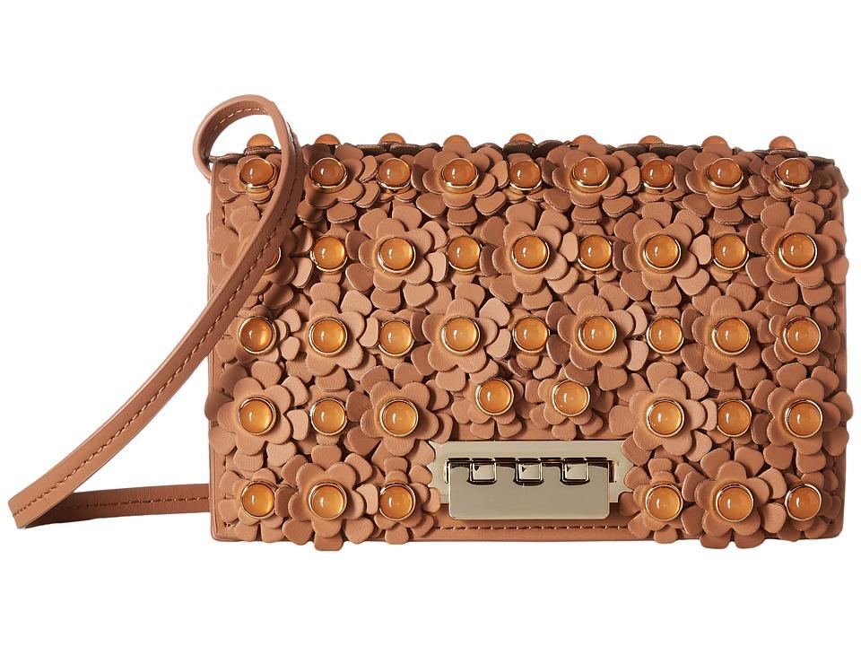 ZAC Zac Posen - Earthette Crossbody (Ginger) Cross Body Handbags