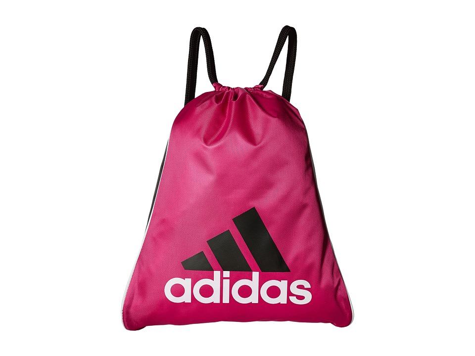 adidas - Burst Sackpack (Radiant Pink) Bags
