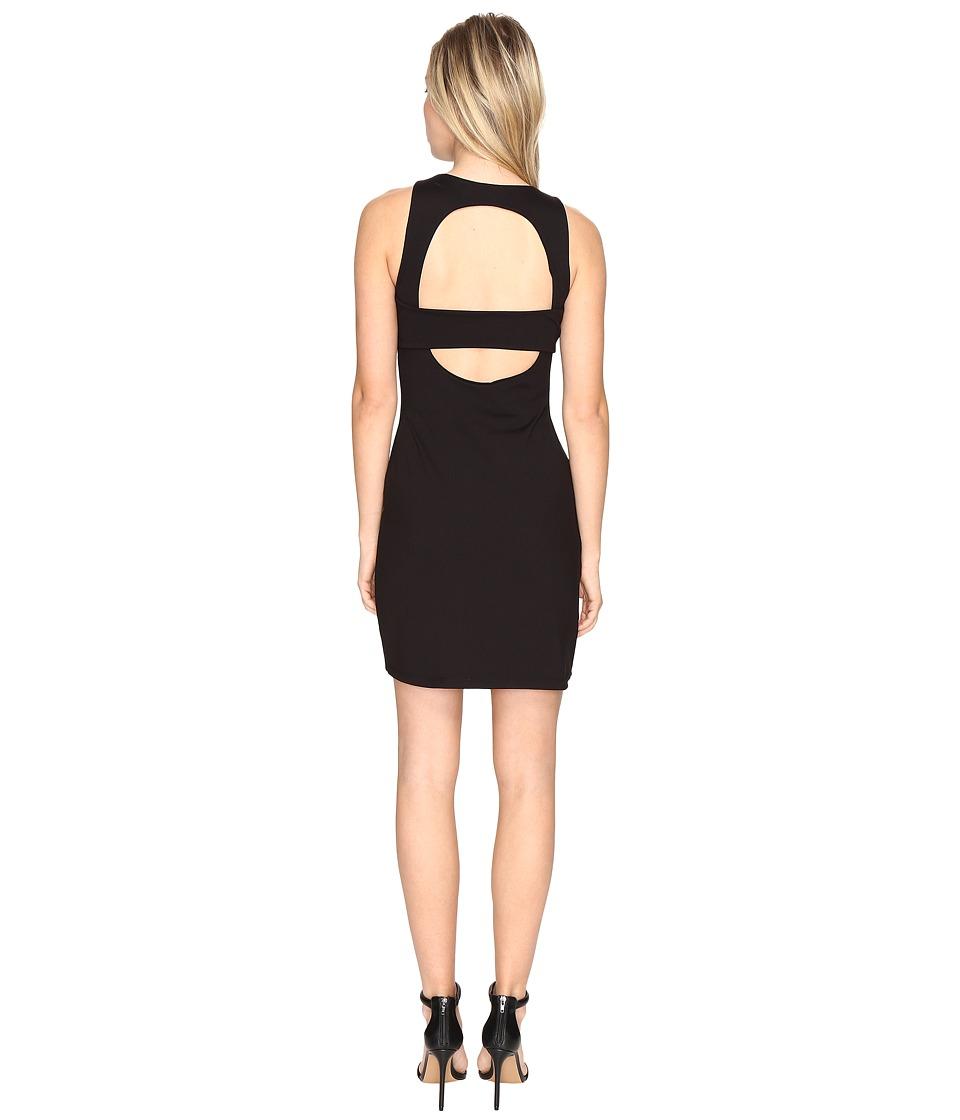 Susana Monaco Mica Dress (Black) Women