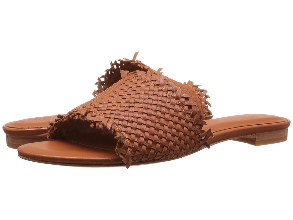 Joie - Fadey (Cuoio Woven Nappa) Women's Sandals