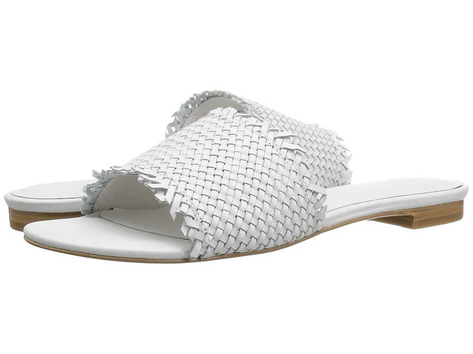 Joie - Fadey (Latte Woven Nappa) Women's Sandals