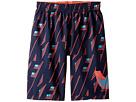 Nike Kids - Vivid Swoosh 9 Volley Shorts (Big Kids)