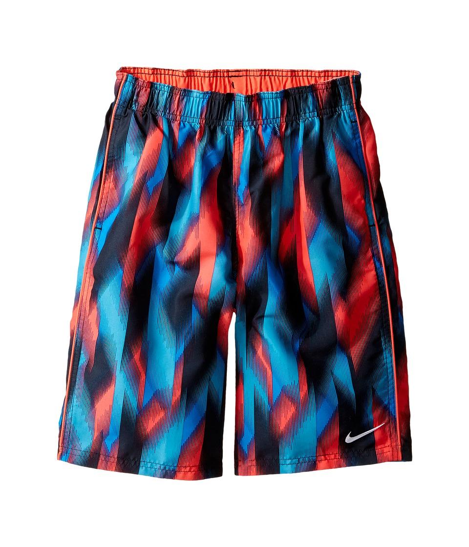 Nike Kids Beam 9 Trunk (Big Kids) (Bright Crimson) Boy