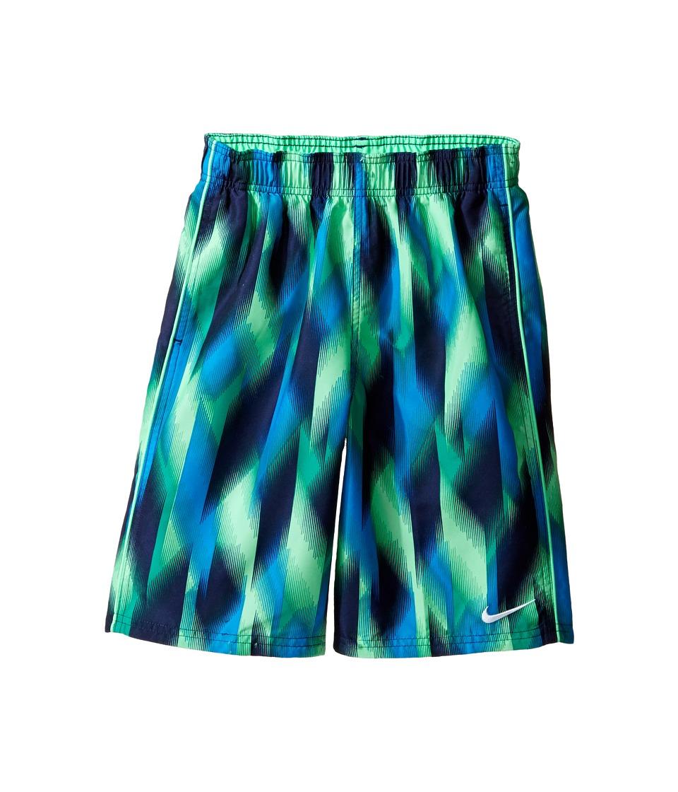 Nike Kids Beam 9 Trunk (Big Kids) (Electro Green) Boy