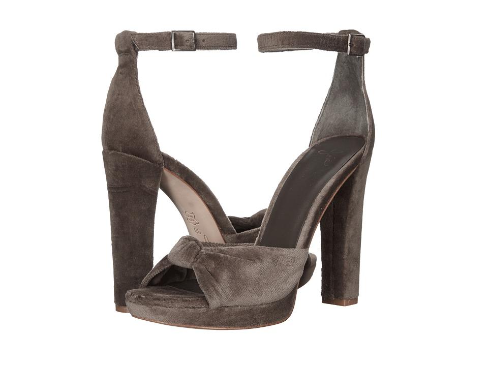 Joie - Nabila (Ash Green Velvet) High Heels