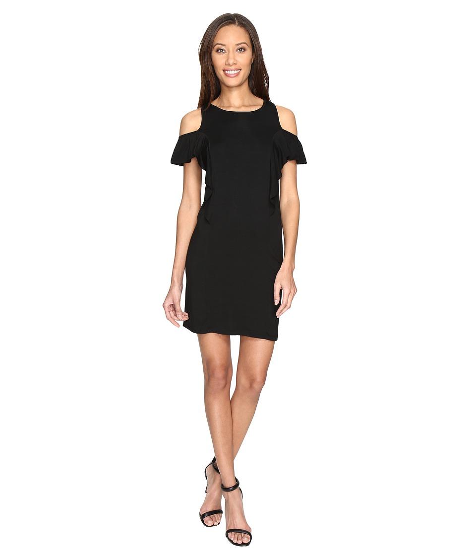 Susana Monaco Dora Dress (Black) Women