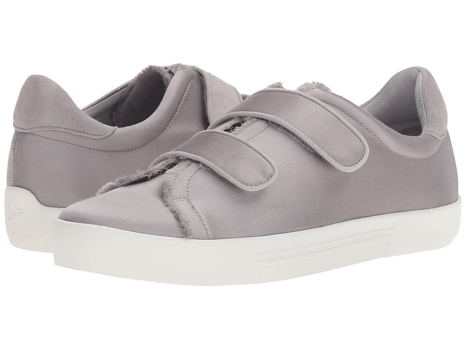 Joie - Diata (Smoke Frayed Edge Satin) Women's Hook and Loop Shoes