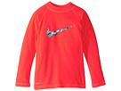 Nike Kids - Watercamo Long Sleeve Hydro Top (Little Kids)