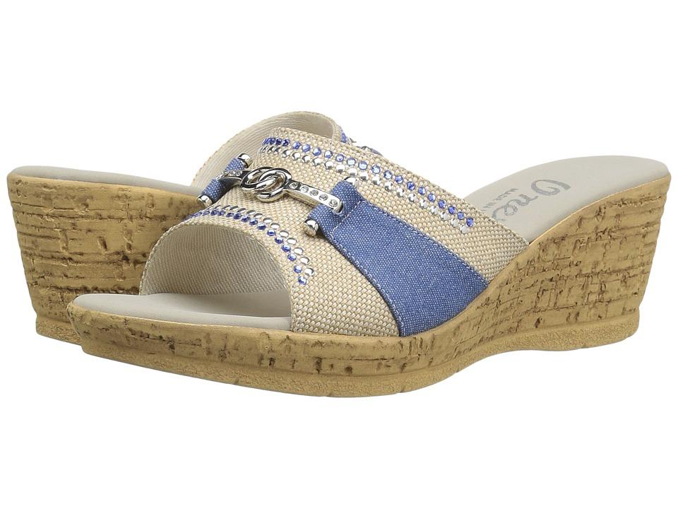 Onex - Lynette (Denim) Women's Shoes