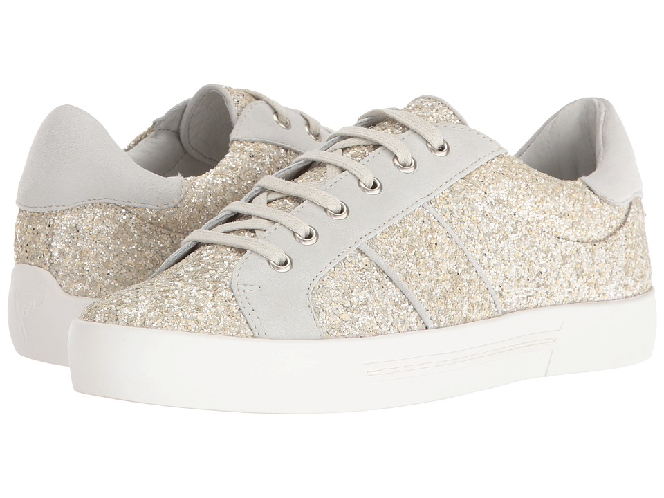 Joie - Dakota (Latte Glitter/Kid Suede) Women's Lace up casual Shoes
