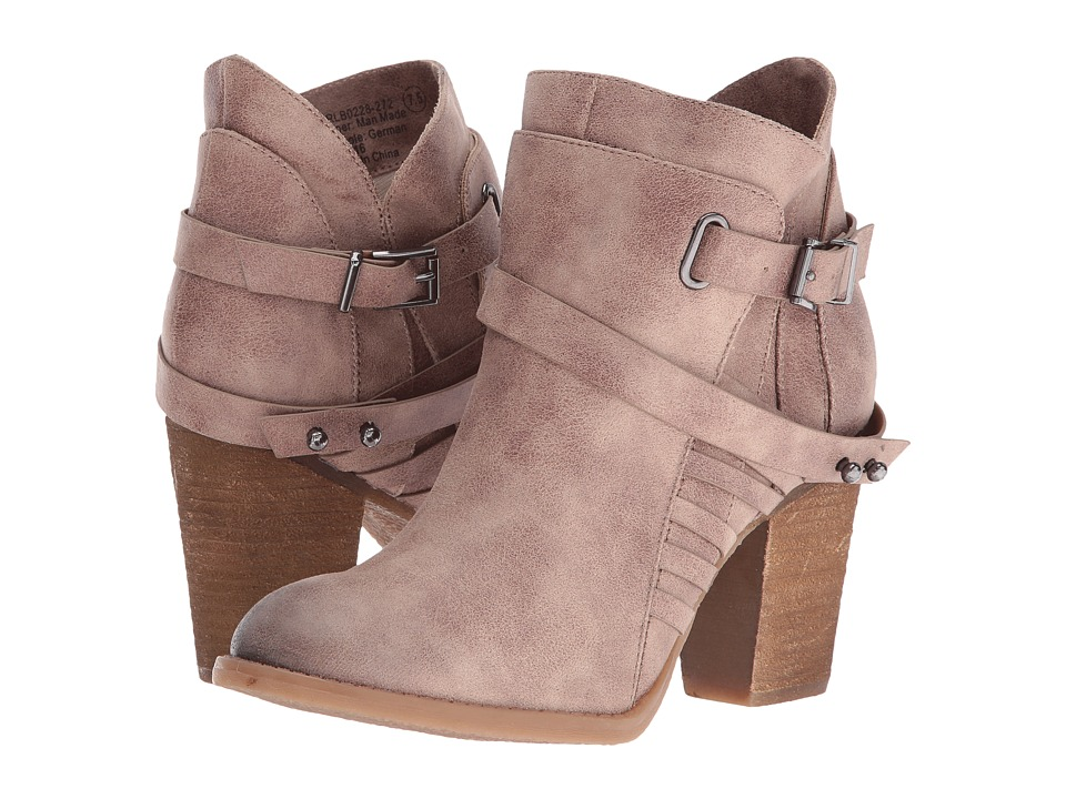 Not Rated - Whip (Beige) Women's Shoes