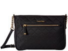 Calvin Klein Florence Quilted Nylon Crossbody