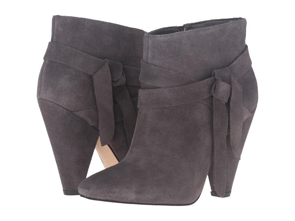 Nine West Acesso Dark Grey Suede Shoes