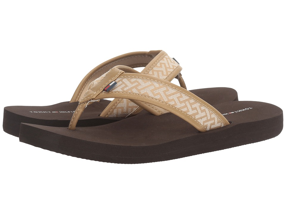 Tommy Hilfiger Ceslyn 2 (Natural Multi Fabric) Women