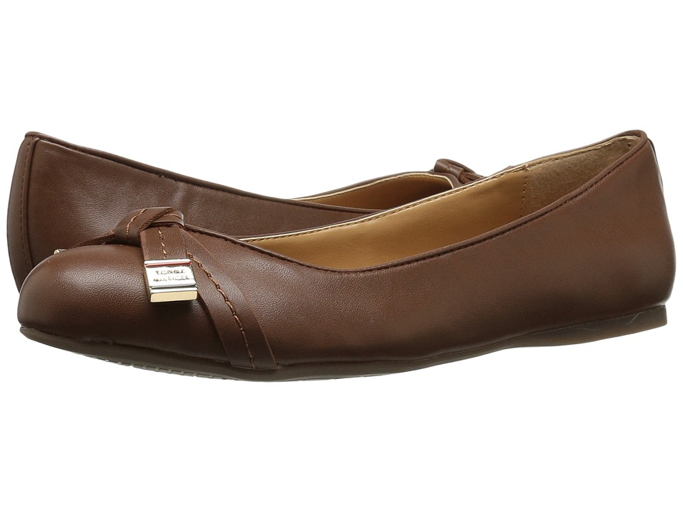 Tommy Hilfiger - Chelsie 2 (Tan) Women's Shoes