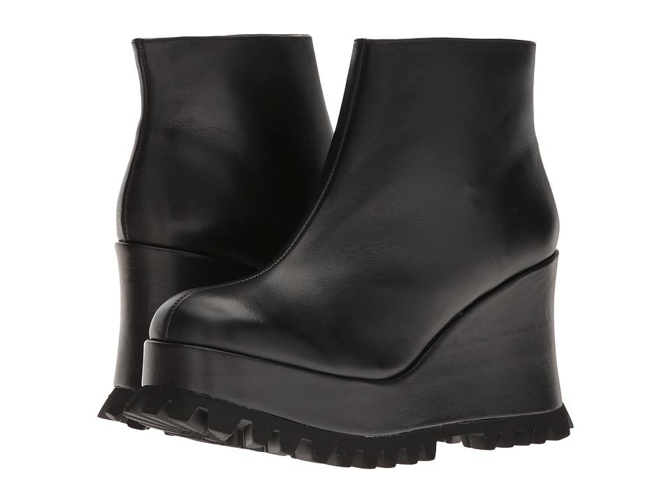 Shellys London Renee (Black Leather) Women