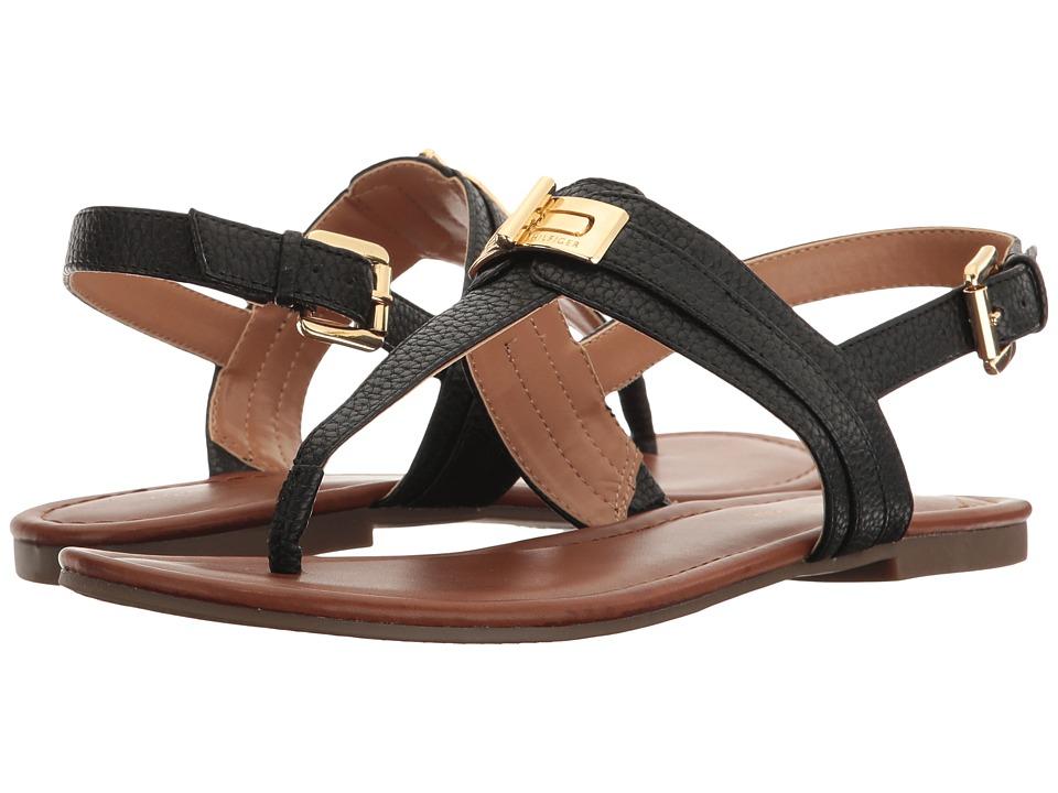Tommy Hilfiger - Sancia (Black Multi) Women's Shoes
