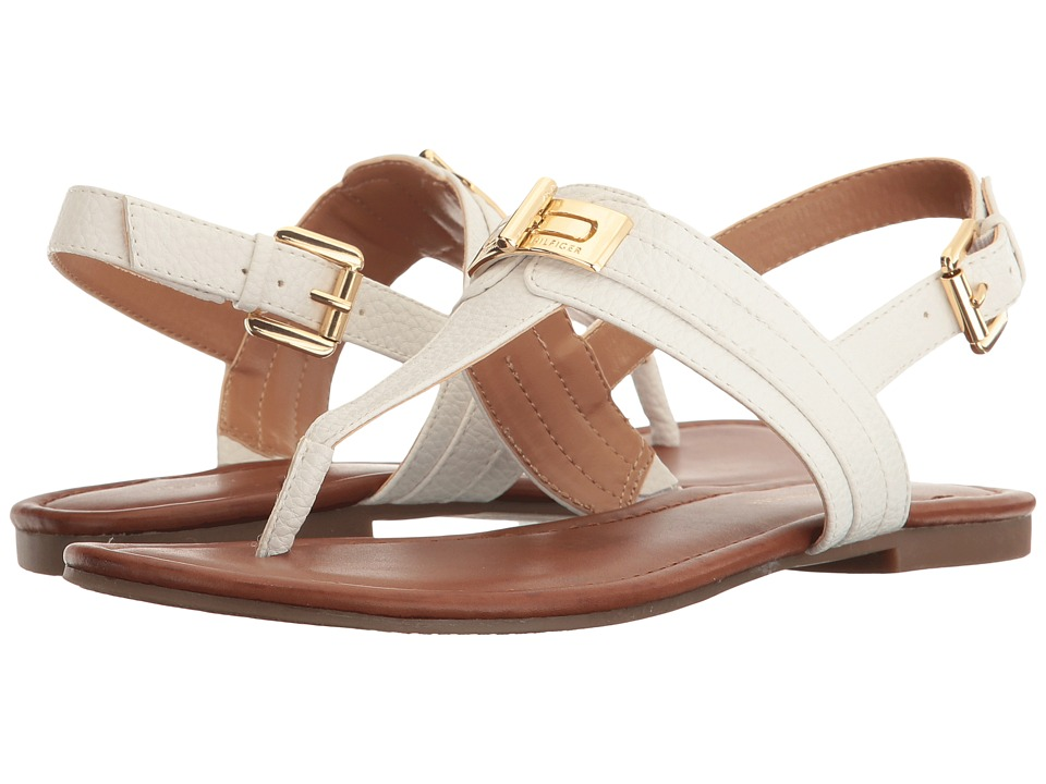 Tommy Hilfiger - Sancia (White Multi) Women's Shoes