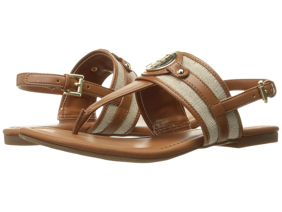 Tommy Hilfiger - Shania (Light Brown) Women's Shoes