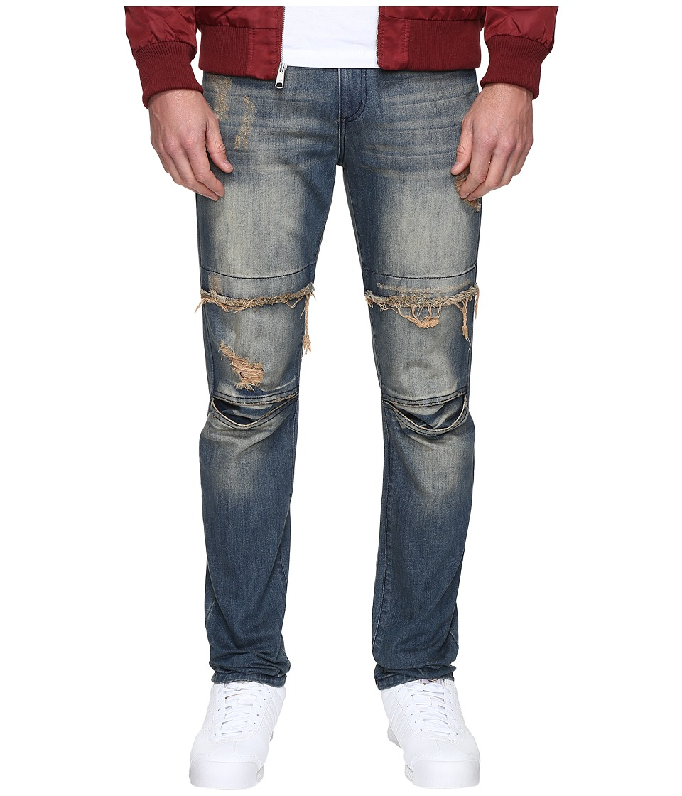 Rustic Dime - Dime Denim in Dirty Indigo (Dirty Indigo) Men's Jeans