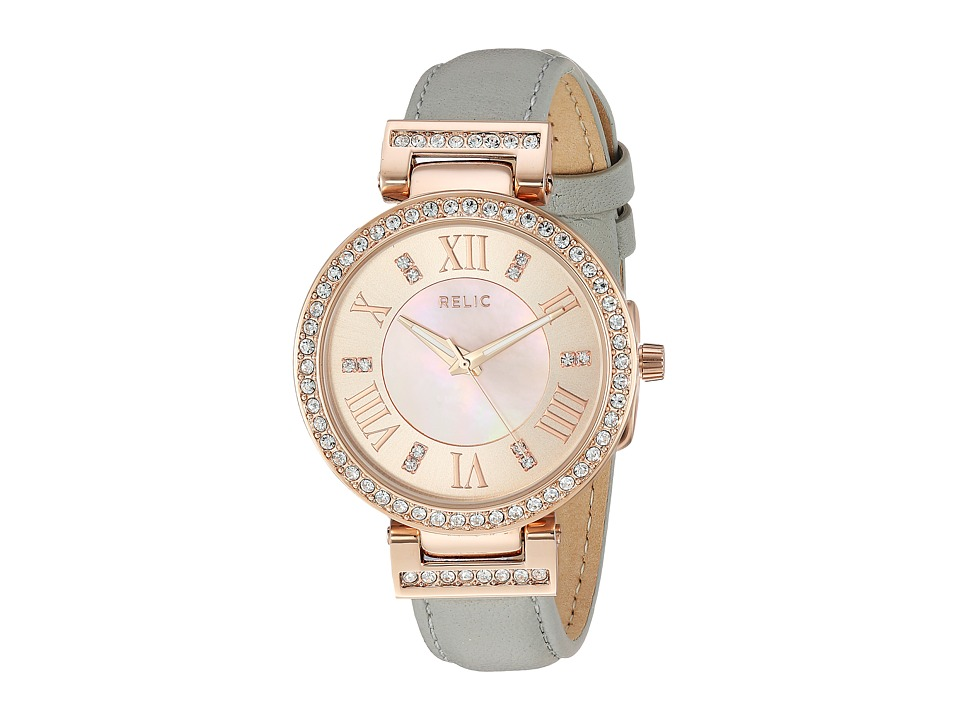 Relic - Isabelle (Gray/Rose Gold) Watches