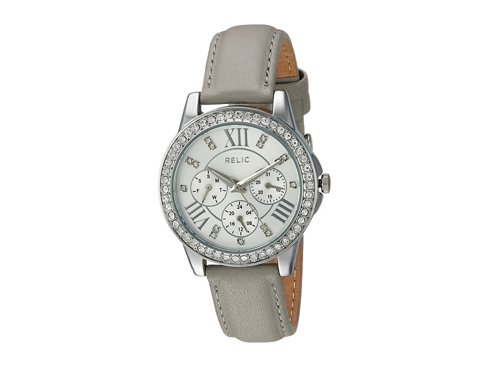 Relic - Layla (Gray/Silver) Watches