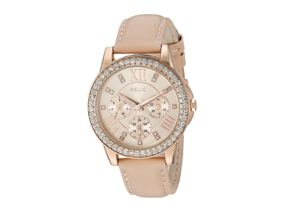 Relic - Layla (Blush/Rose Gold) Watches