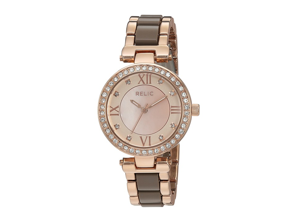 Relic - Selma (Rose/Taupe) Watches