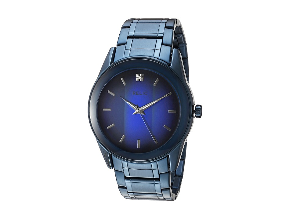 Relic - Rylan 44.5mm (Blue) Watches