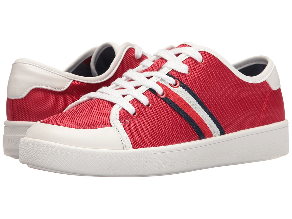 Tommy Hilfiger - Spruce 3 (Red) Women's Shoes