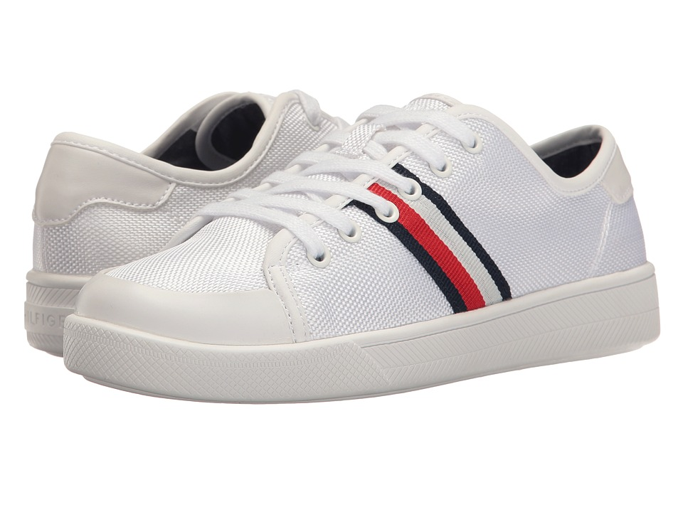 Tommy Hilfiger - Spruce 3 (White) Women's Shoes