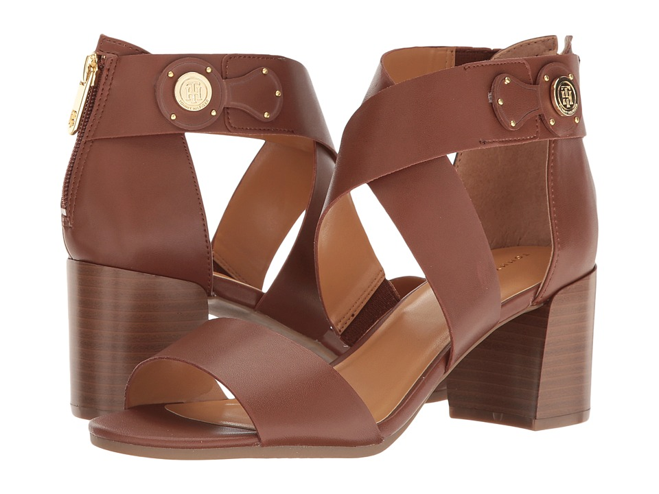 Tommy Hilfiger - Esence (Brown) Women's Shoes