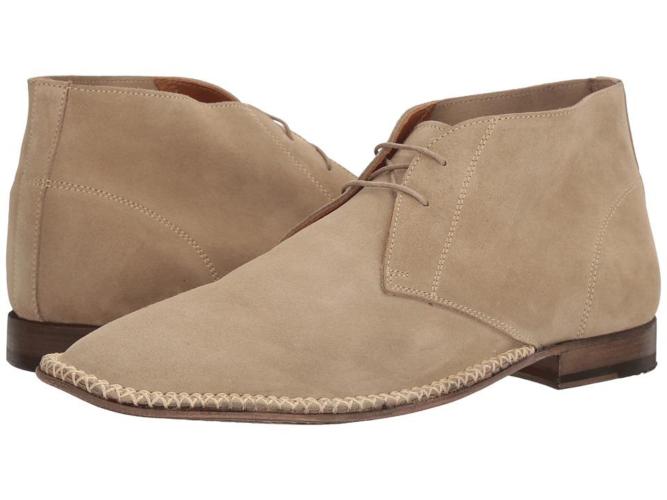 Bruno Magli - Tristin (Sand Suede) Men's Shoes