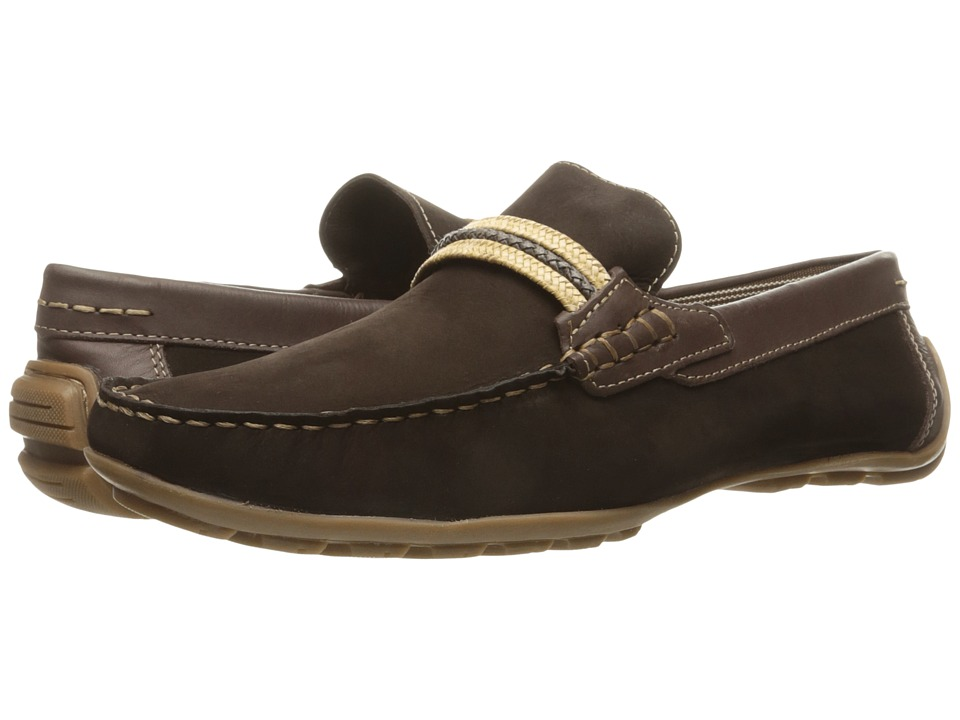Steve Madden Zoomed (Brown) Men