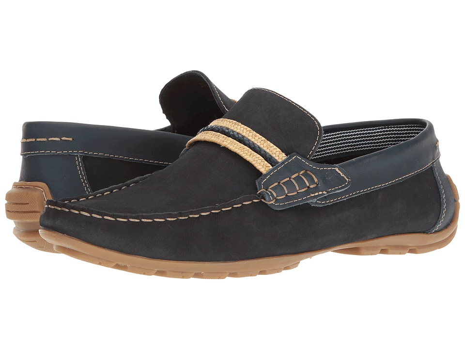 Steve Madden Zoomed (Navy) Men