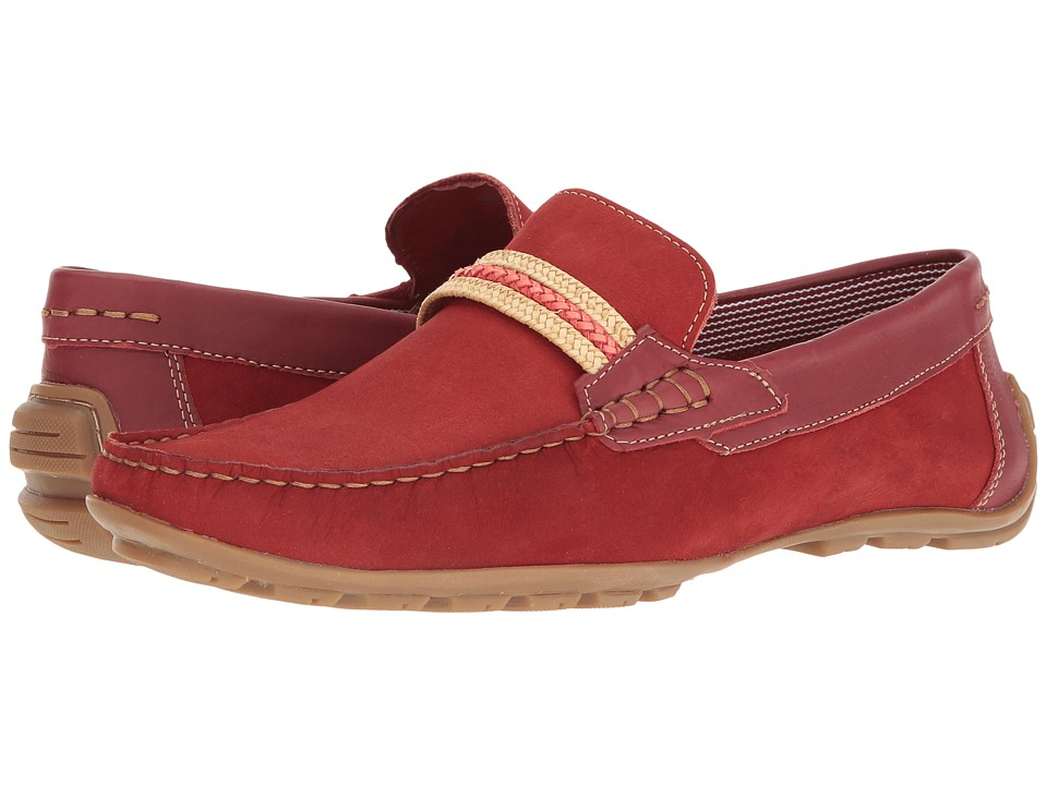 Steve Madden Zoomed (Red) Men