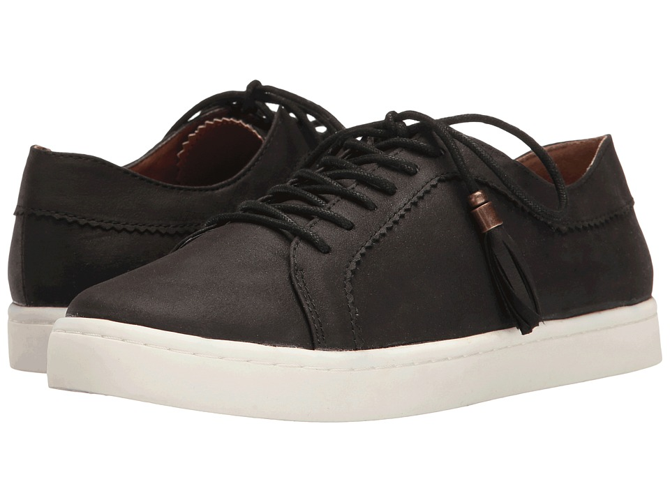 Report - Amethyst (Black Synthetic) Women's Lace up casual Shoes