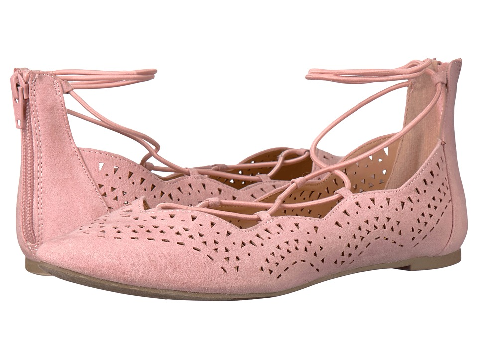 Report - Baha (Pink Synthetic) Women's Shoes