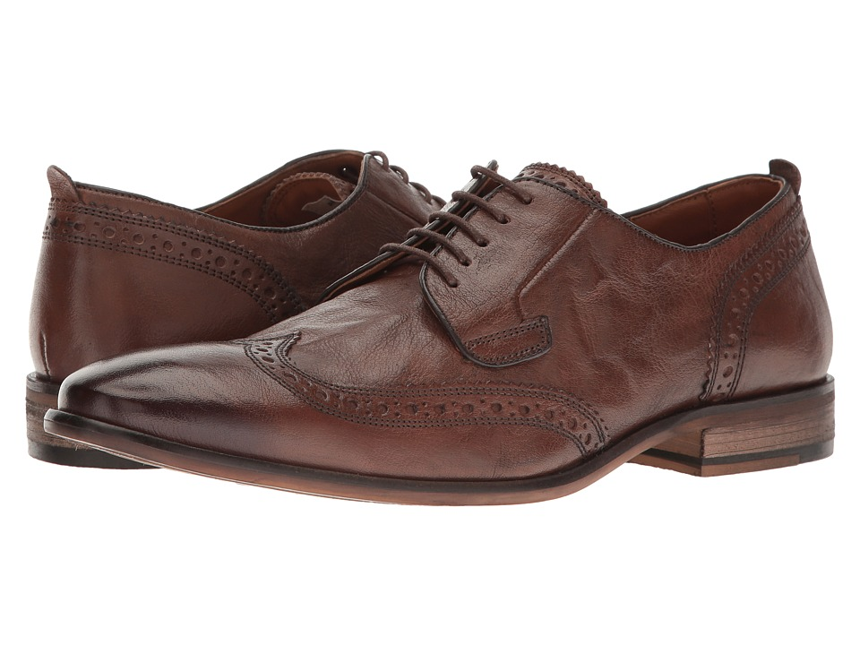 Steve Madden Analog (Cognac) Men