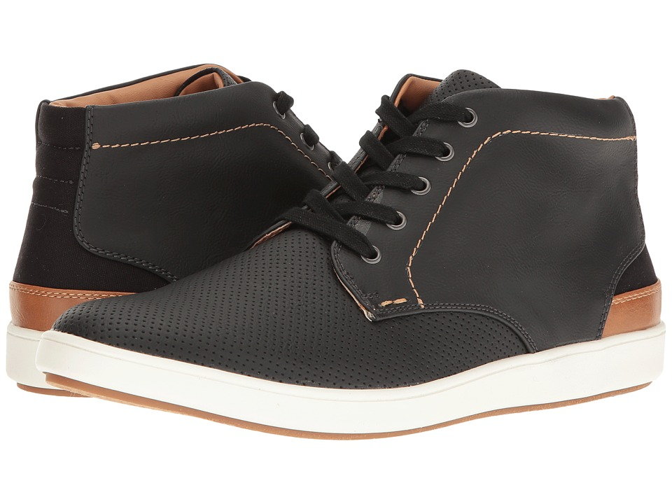 Steve Madden Fractal (Black) Men