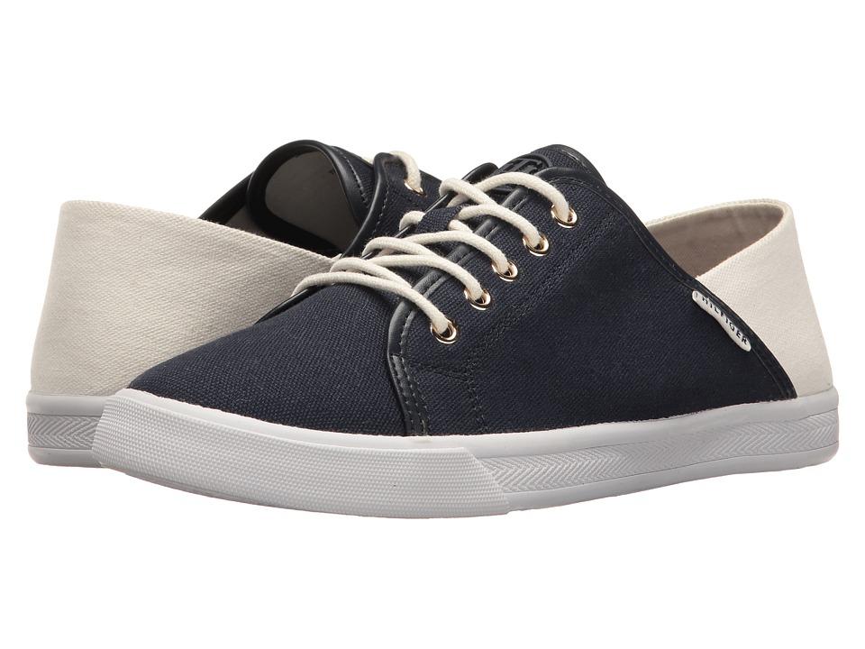Tommy Hilfiger - Flip 4 (Medium Blue Fabric) Women's Shoes