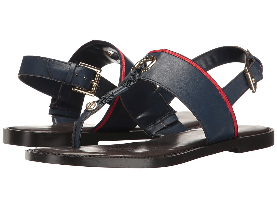 Tommy Hilfiger - Deara 2 (Dark Blue LL) Women's Shoes